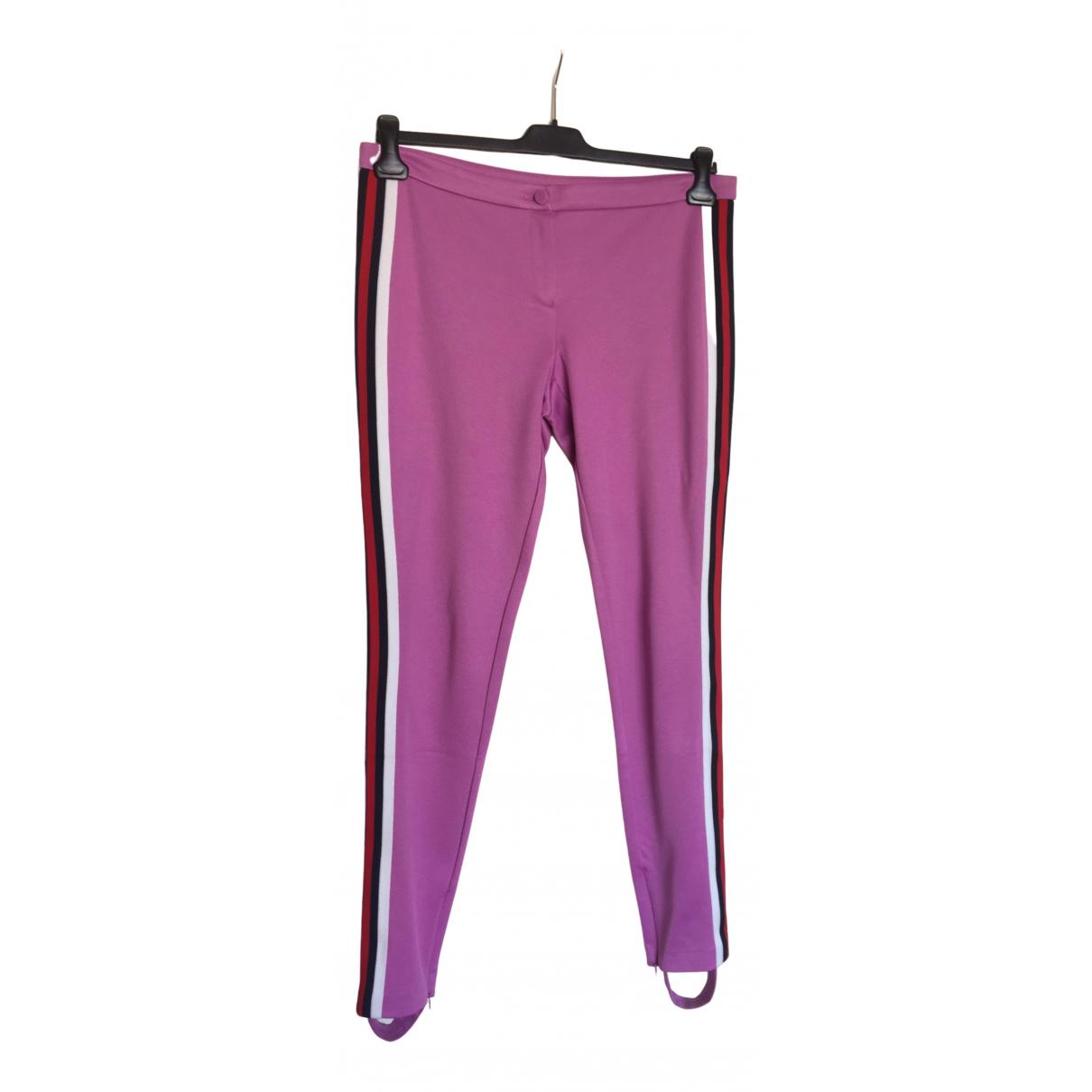 Gucci - Pantalon   pour femme - rose