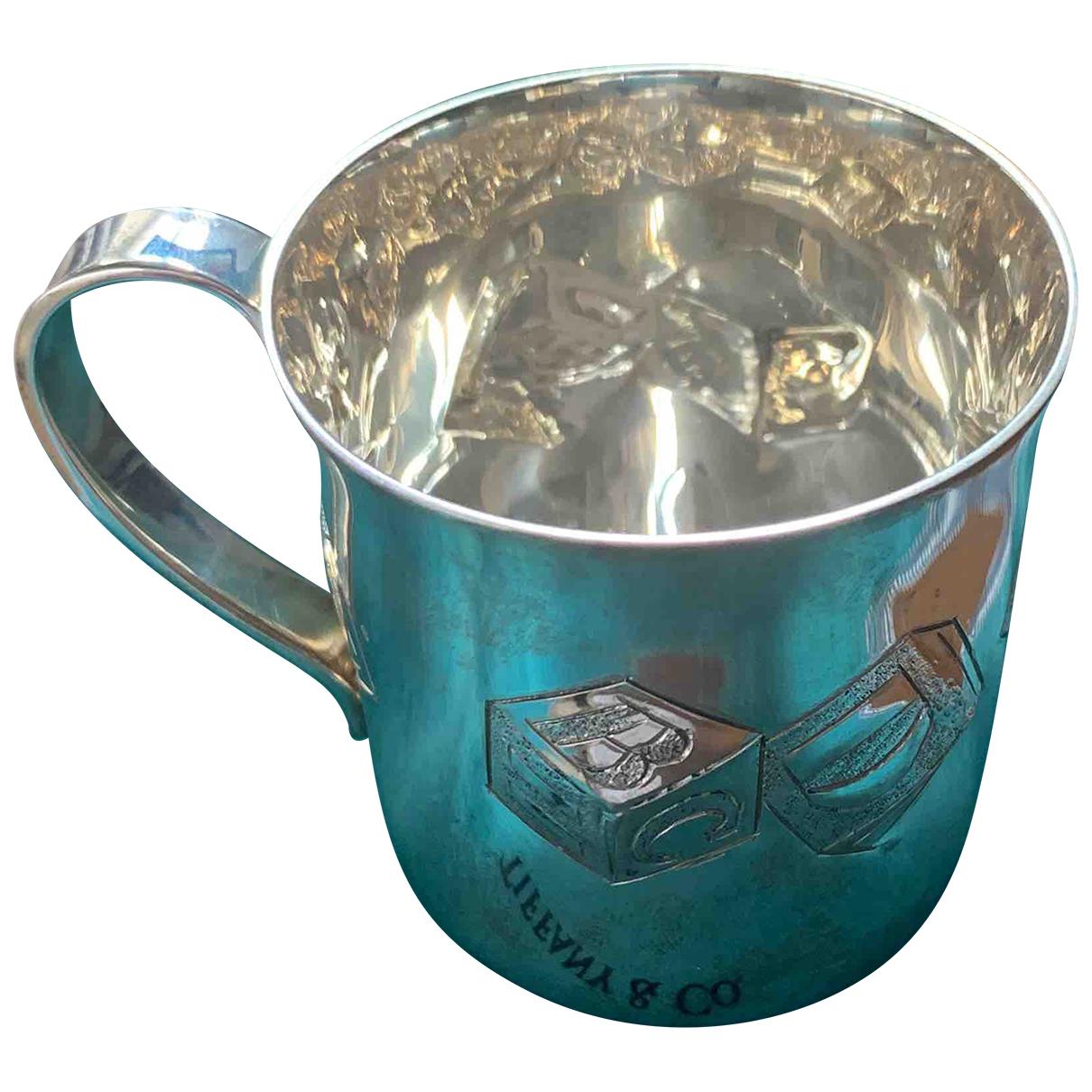Tiffany & Co \N Tischkultur in  Silber Silber