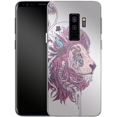 Samsung Galaxy S9 Plus Silikon Handyhuelle - Unbound Autonomy von Mat Miller