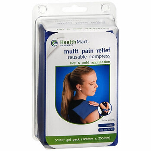 Health Mart Small Universal Reusable Compress 1 Each by Health Mart