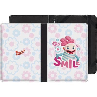 Sony Reader PRS-T2 eBook Reader Huelle - Sorgenfresser Smile von Sorgenfresser