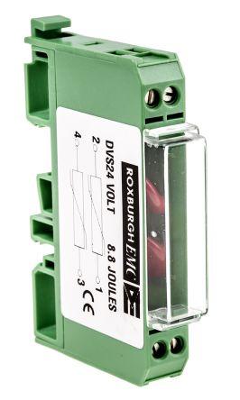 Roxburgh EMC , DVS Metal Oxide Varistor, Varistor 24V