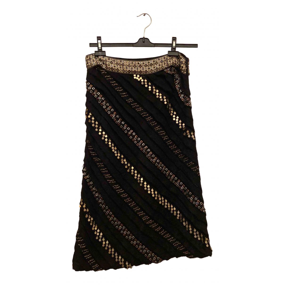 Fendi \N Black skirt for Women 42 IT