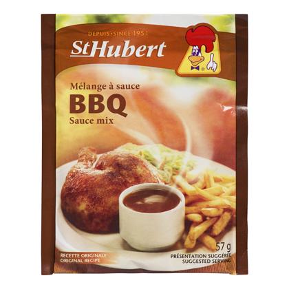 St Hubert  Sauce Mix, BBQ (57 g)