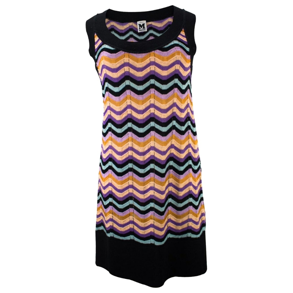 M Missoni \N Black Wool dress for Women 38 IT