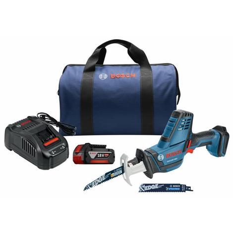Bosch 18V Compact Reciprocating Saw Kit