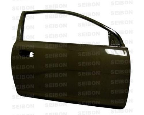 Seibon DD9295HDCV2D OEM Style Carbon Fiber Doors Honda Civic 92-95