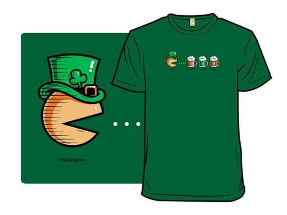 Saint Pactrick's Day T Shirt