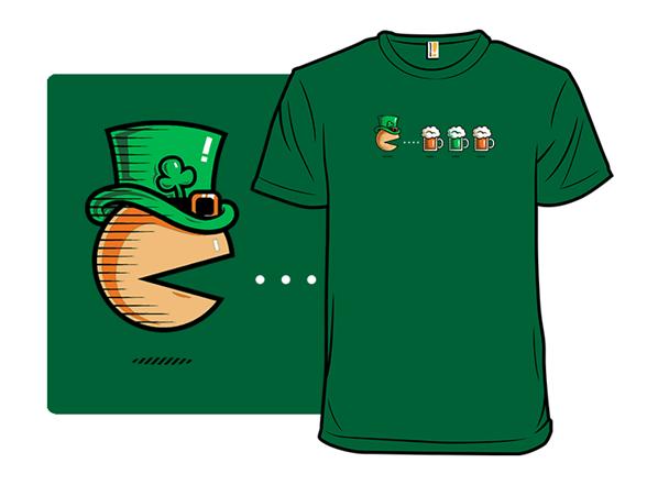 Saint Pactrick's Day T Shirt