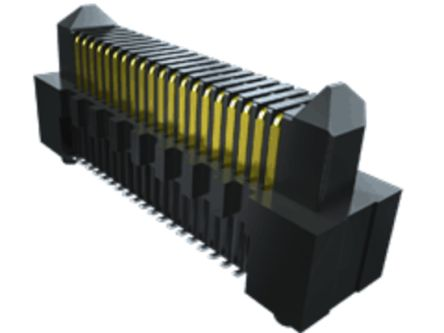 Samtec , ERM8, 50 Way, 2 Row, Straight PCB Header (250)
