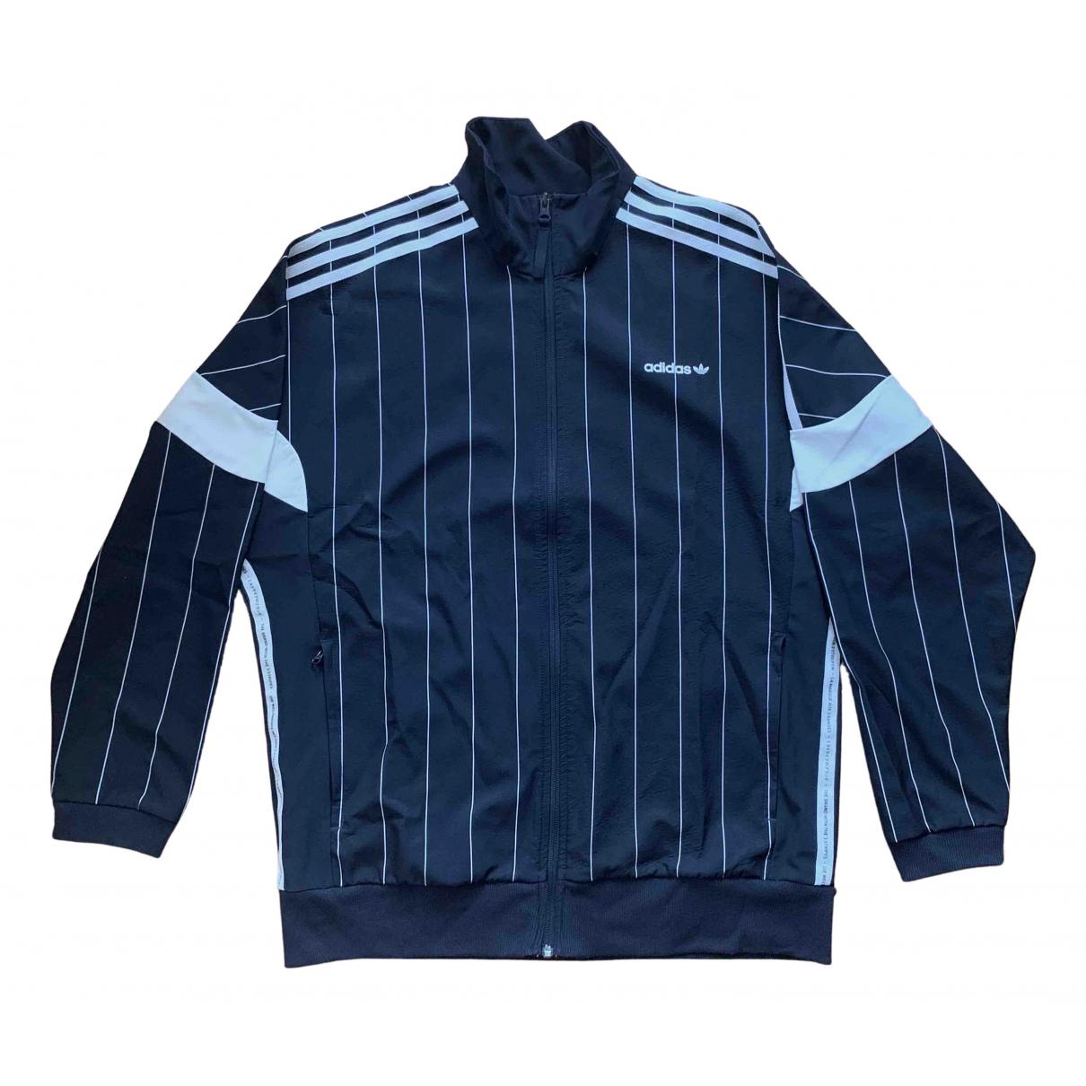 Adidas - Pulls.Gilets.Sweats   pour homme - bleu