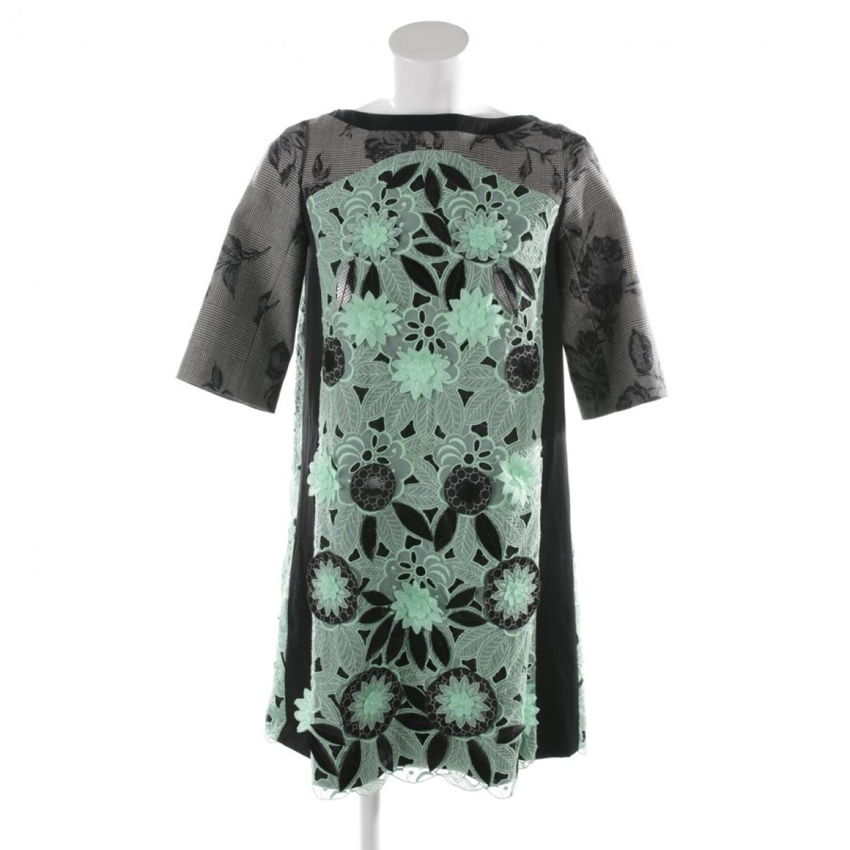 Vestido de Lana Antonio Marras