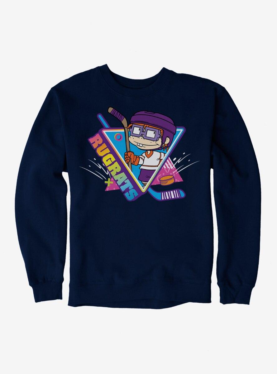 Rugrats Chuckie Hockey Sweatshirt