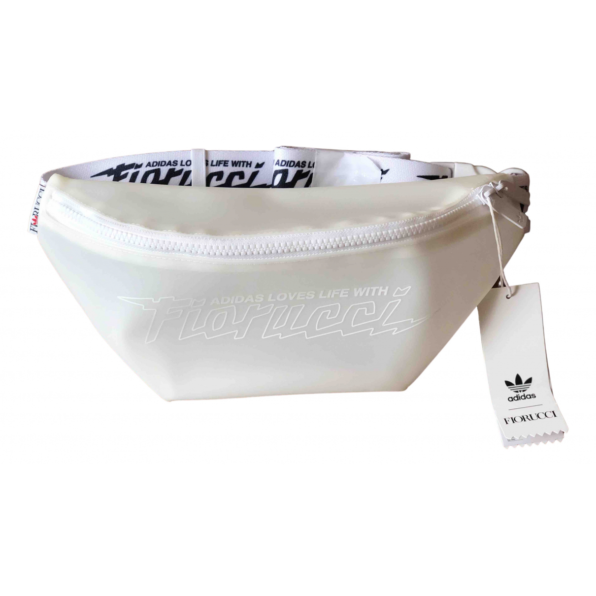 Adidas \N White Clutch bag for Women \N