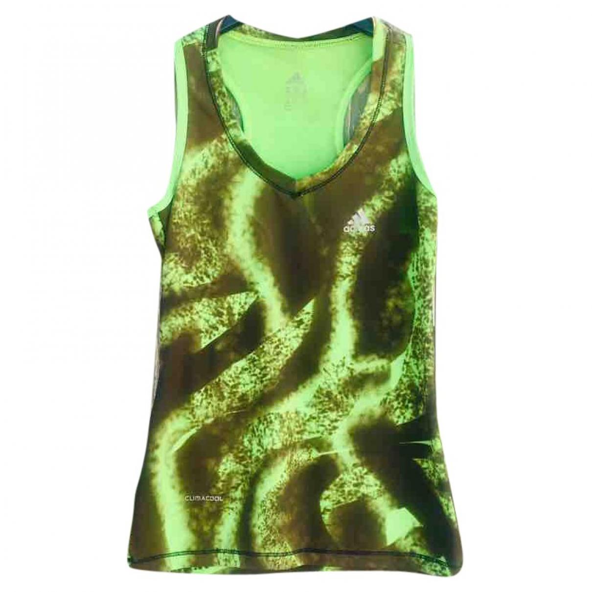 Adidas \N Green  top for Women M International