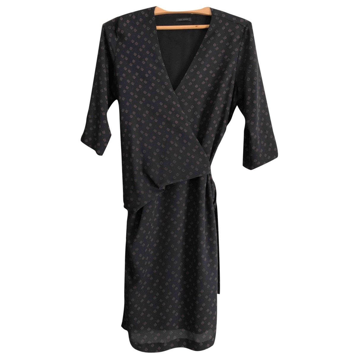 Ikks \N Black dress for Women 38 FR