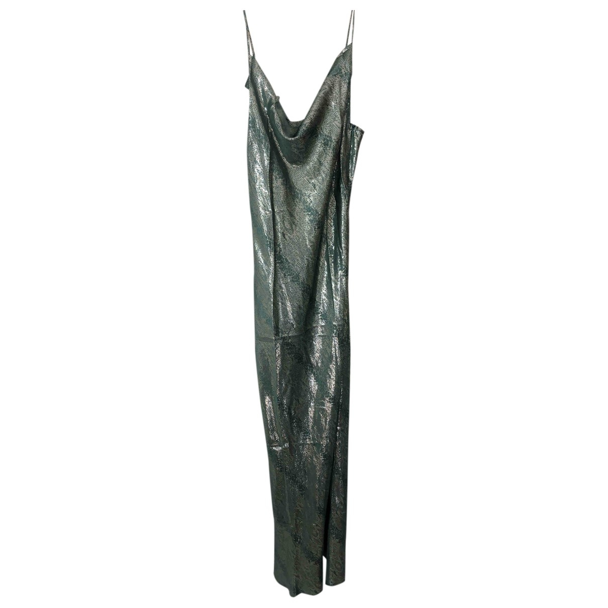 Maxi vestido de Seda Rat & Boa