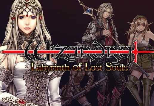 Wizardry: Labyrinth of Lost Souls EU Steam Altergift