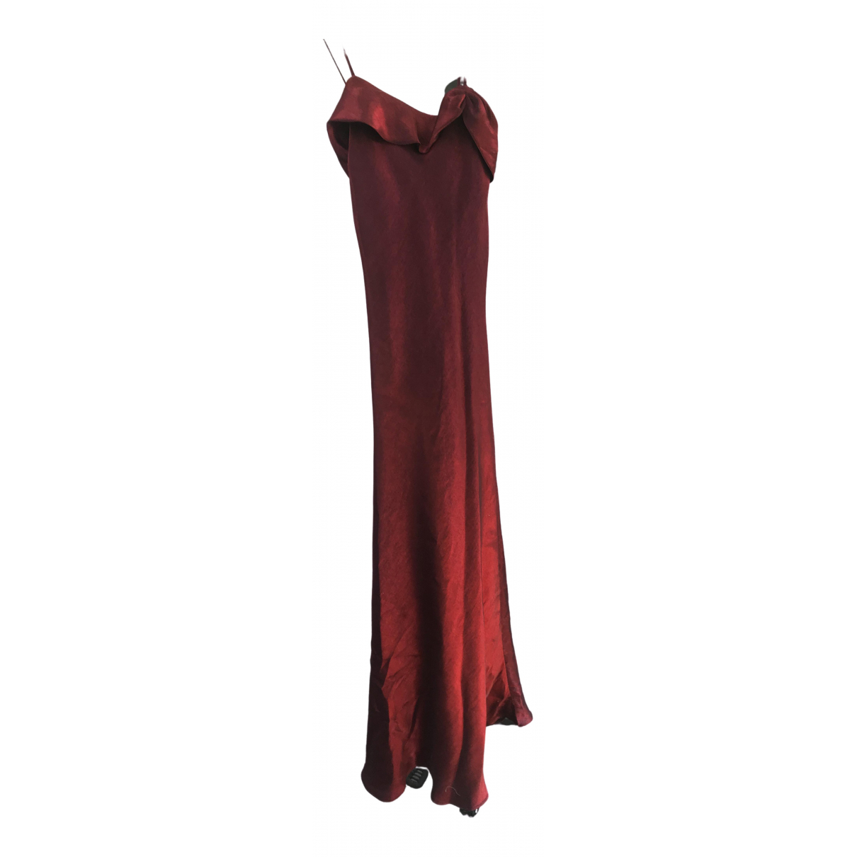 Non Signé / Unsigned \N Red dress for Women S International