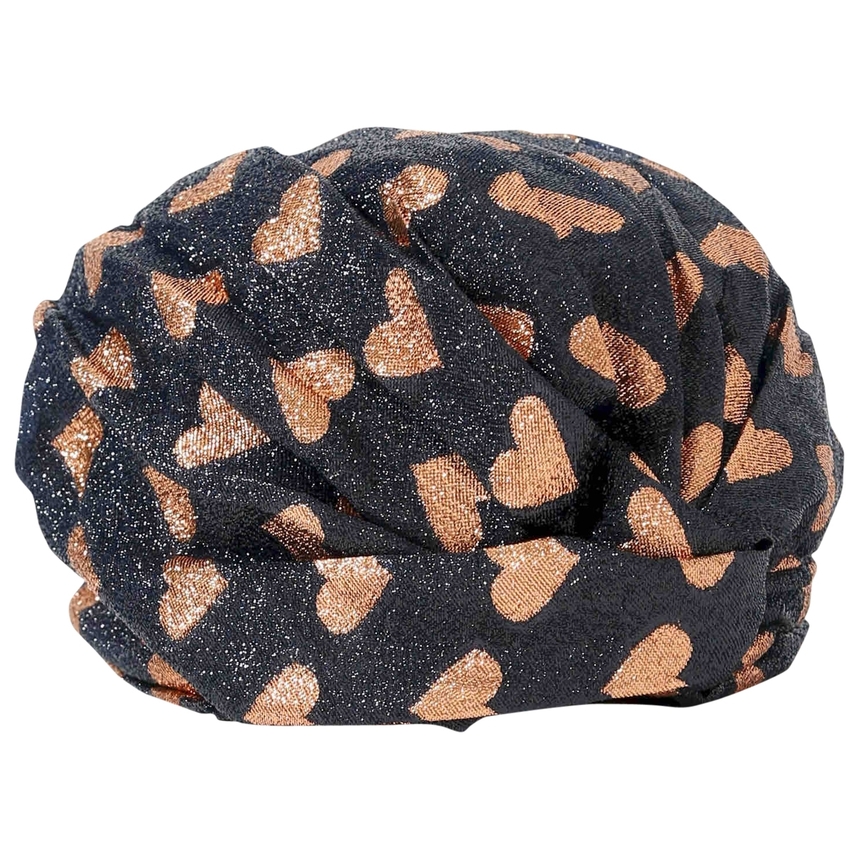 Gucci - Chapeau   pour femme en toile - noir