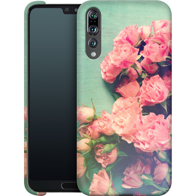 Huawei P20 Pro Smartphone Huelle - Garden Party von Joy StClaire