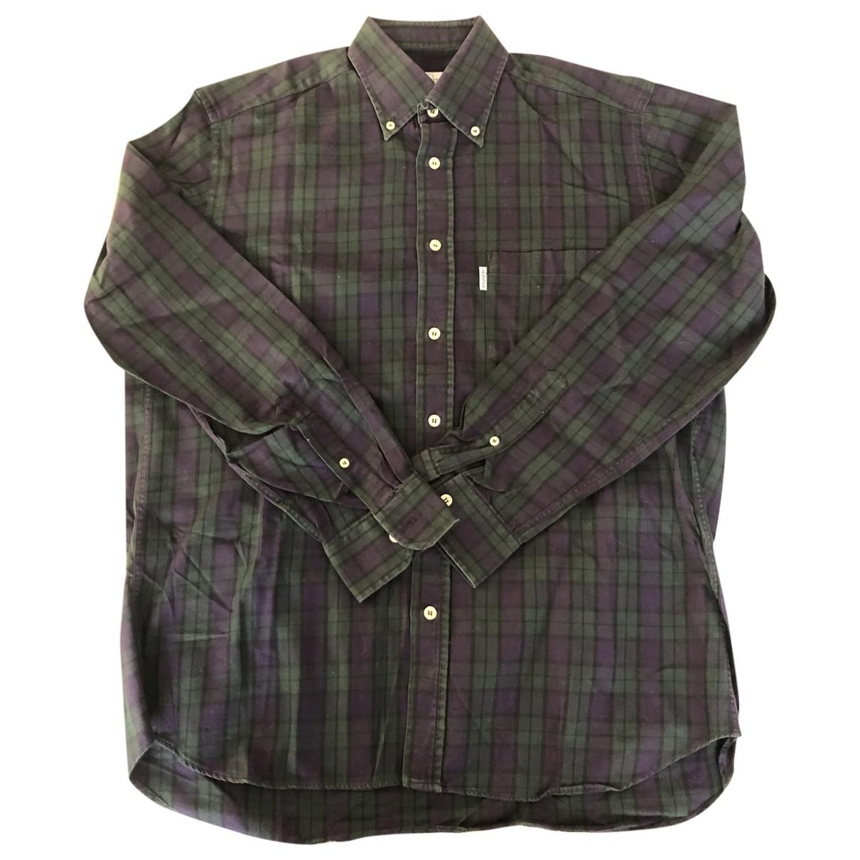 Valentino Garavani - Chemises   pour homme en coton - violet