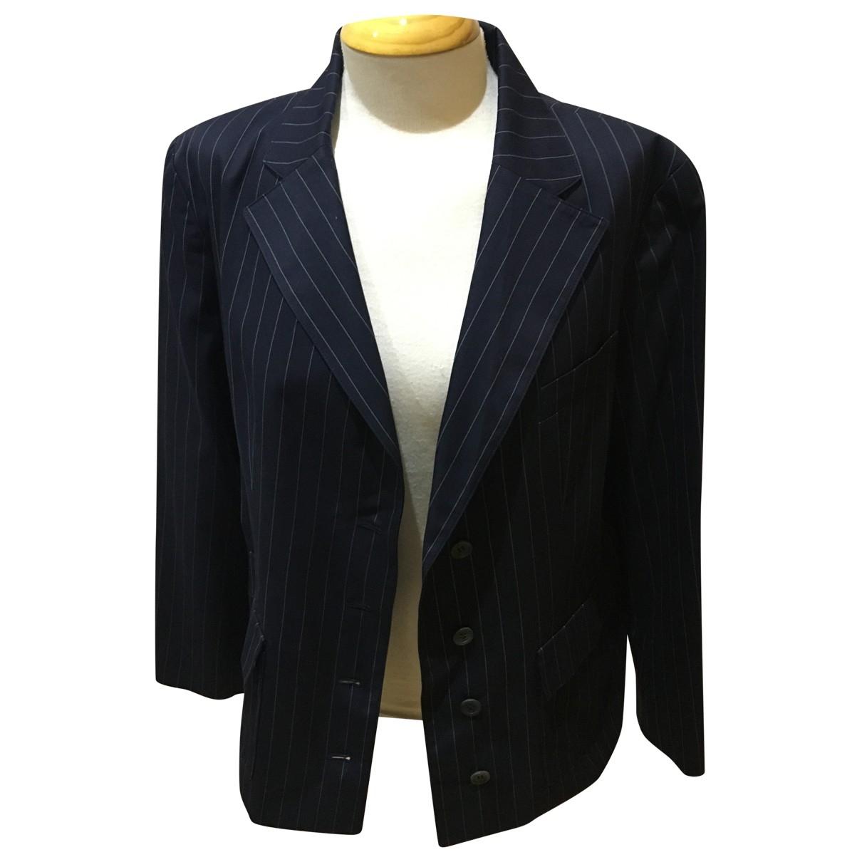 Loewe - Veste   pour femme en coton - bleu