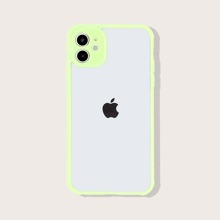 Contrast Binding iPhone Case
