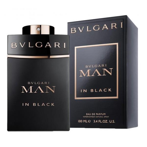 Bvlgari Man In Black - Bvlgari Eau de parfum 100 ML