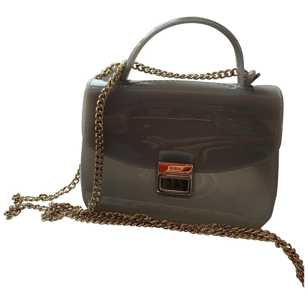 Furla - Pochette Candy Bag pour femme - anthracite