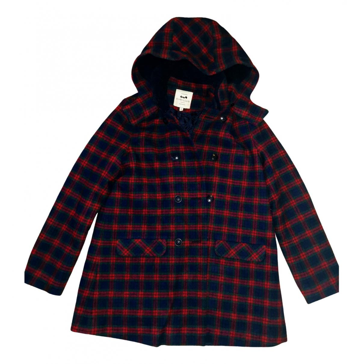 Cyrillus - Blousons.Manteaux   pour enfant en laine - multicolore