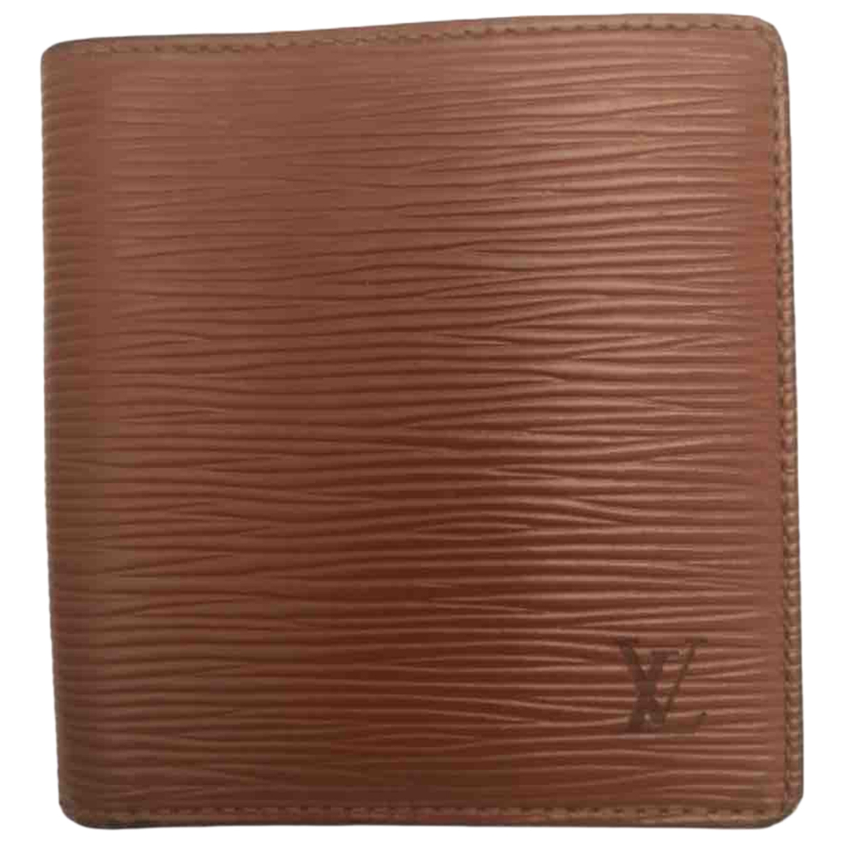 Louis Vuitton \N Brown Leather Purses, wallet & cases for Women \N