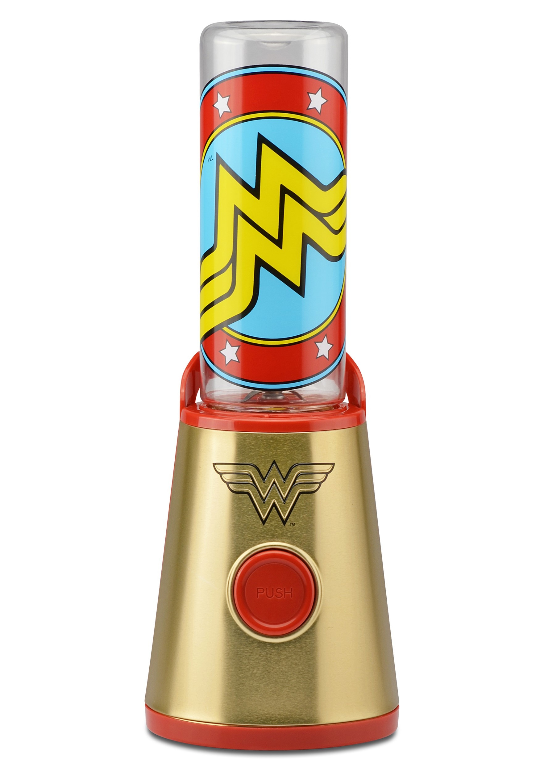 DC Comics Wonder Woman To-Go Blender