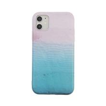 1pc Colorblock iPhone Case