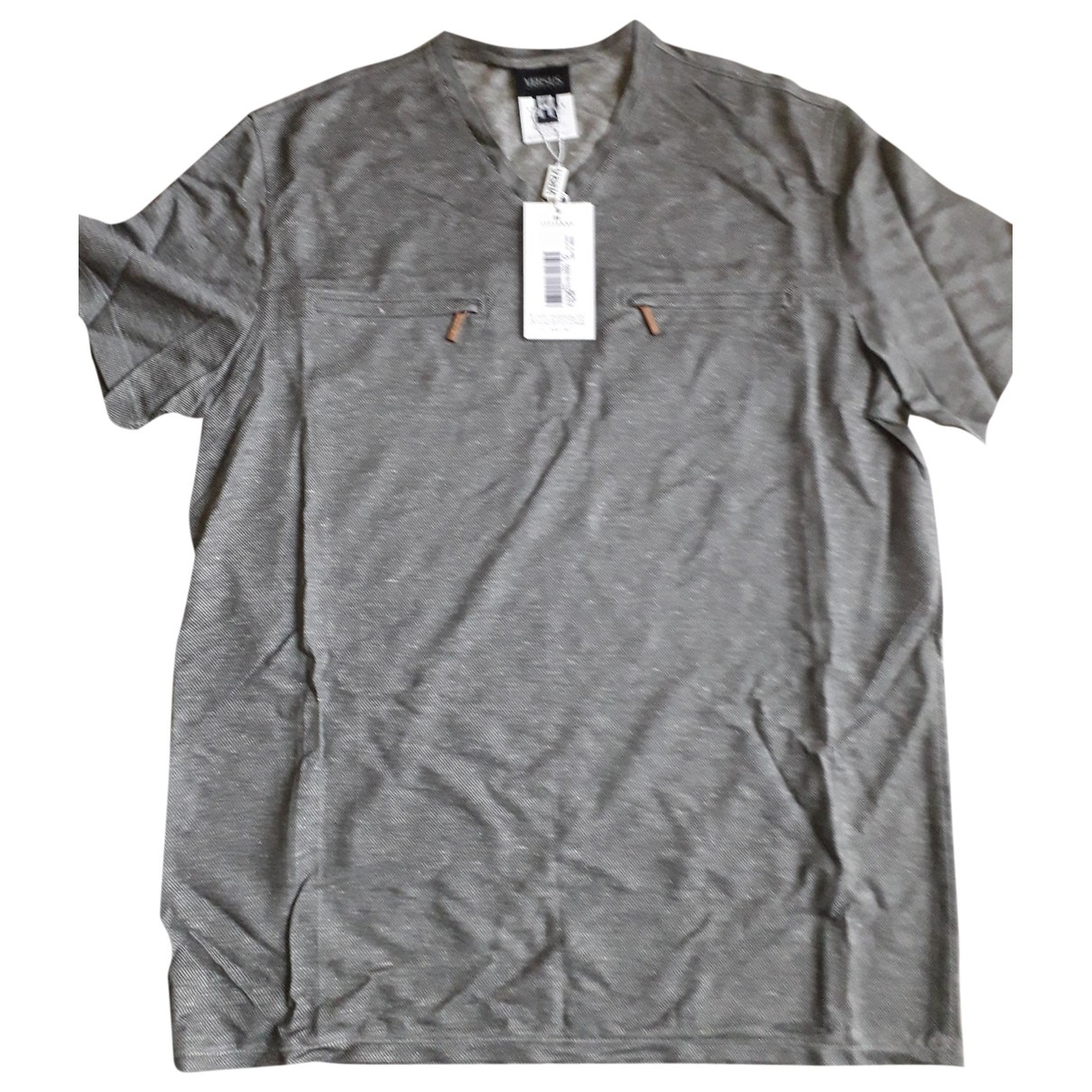 Versus \N Grey Polo shirts for Men 54 IT
