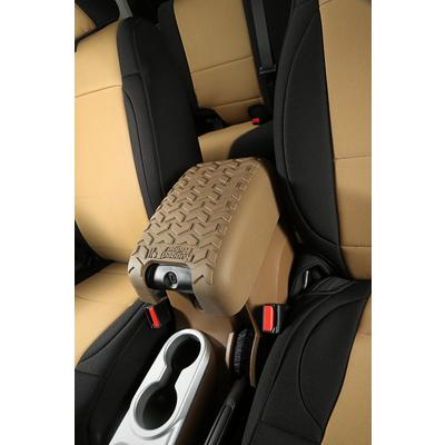 Rugged Ridge All-Terrain Center Console Cover (Tan) - 13107.41