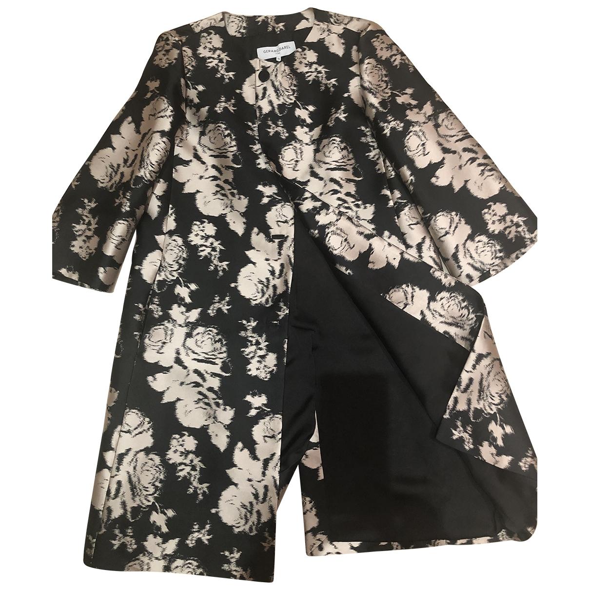 Gerard Darel \N Multicolour Silk jacket for Women 40 FR