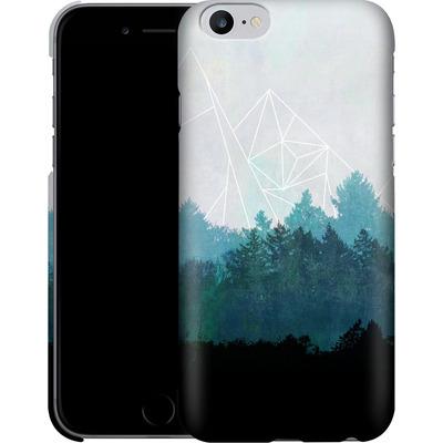 Apple iPhone 6 Plus Smartphone Huelle - Woods Abstract von Mareike Bohmer