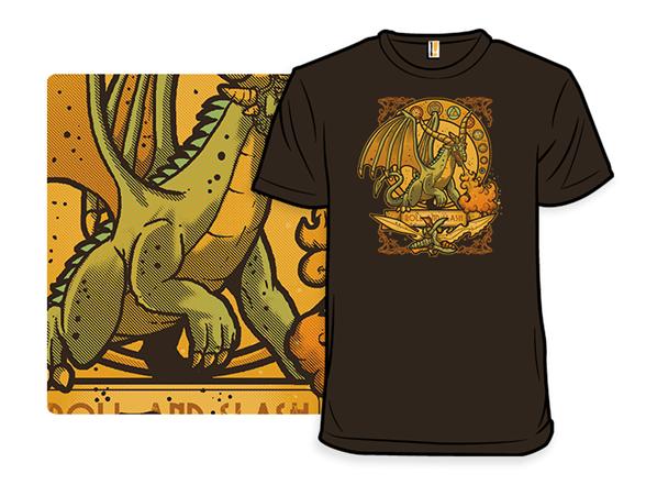 Dungeons Nouveau T Shirt