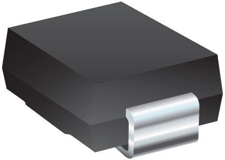 Bourns 5.0SMDJ24A-Q, Uni-Directional TVS Diode, 5000 (Minimum)W, 2-Pin DO-214AB (3000)