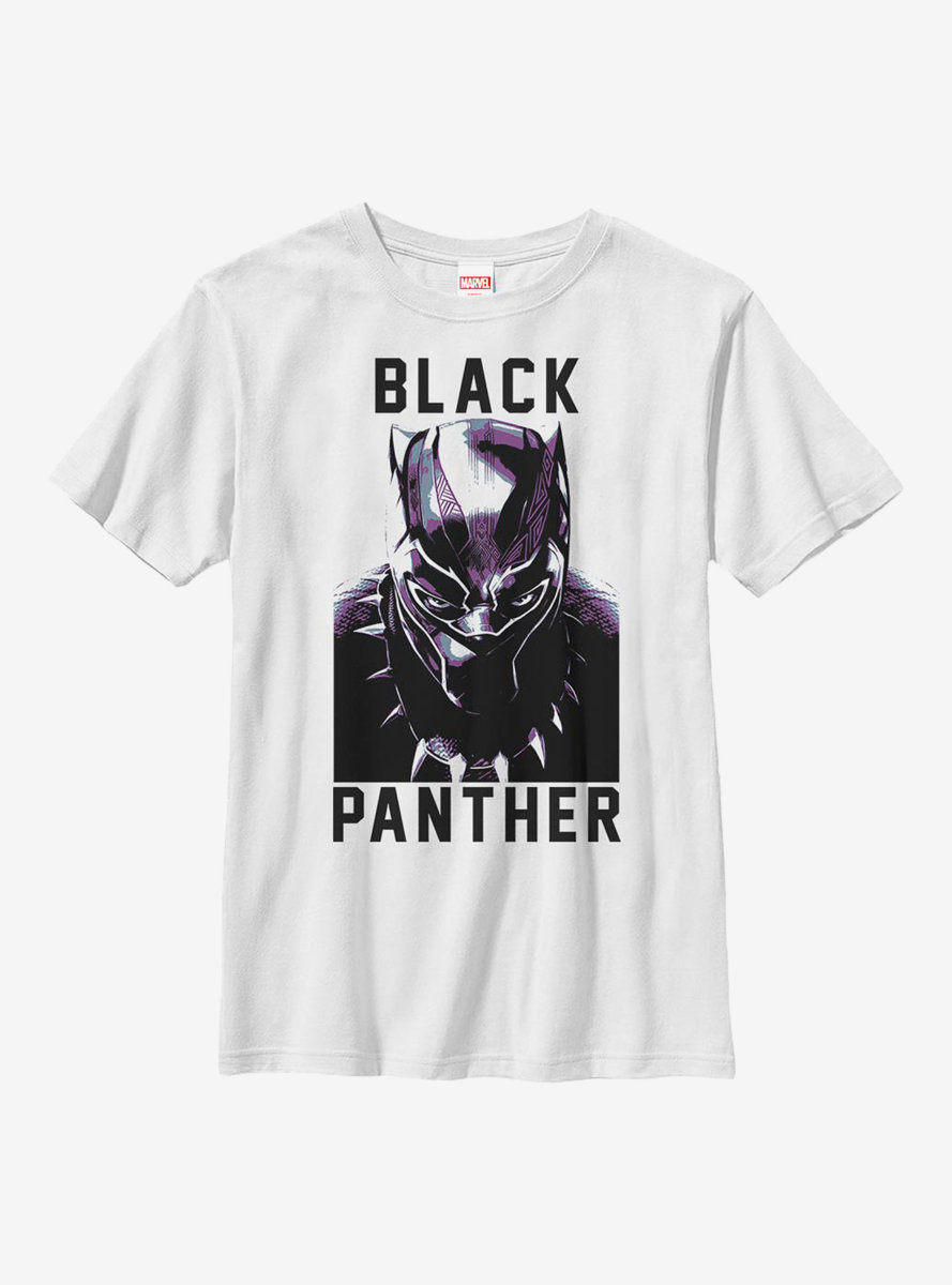 Marvel Black Panther Hip Panther Youth T-Shirt