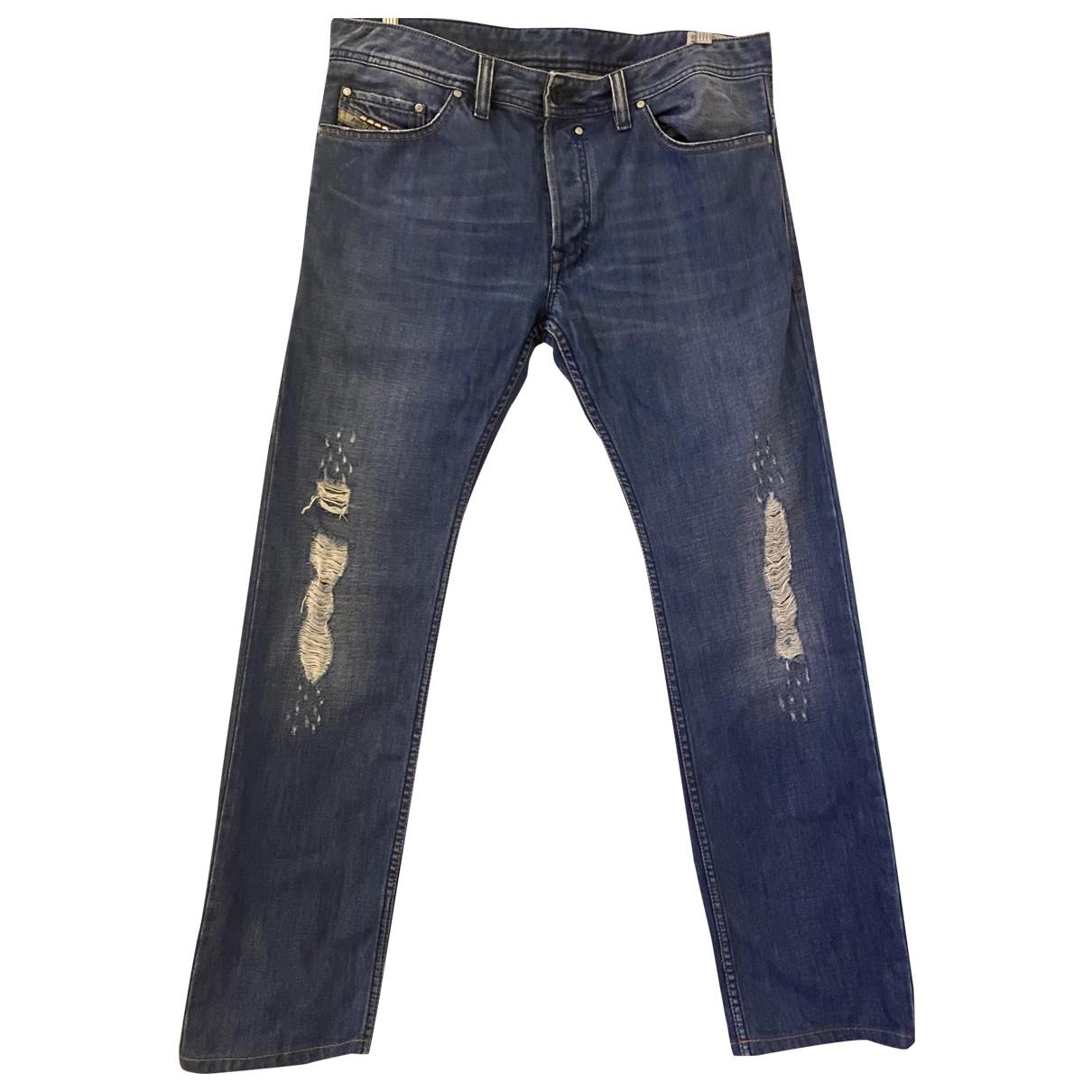 Diesel - Jean   pour homme en coton