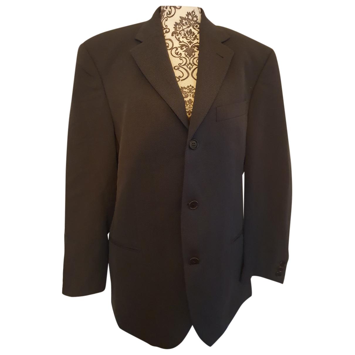 Boss N Black Wool jacket  for Men 50 FR