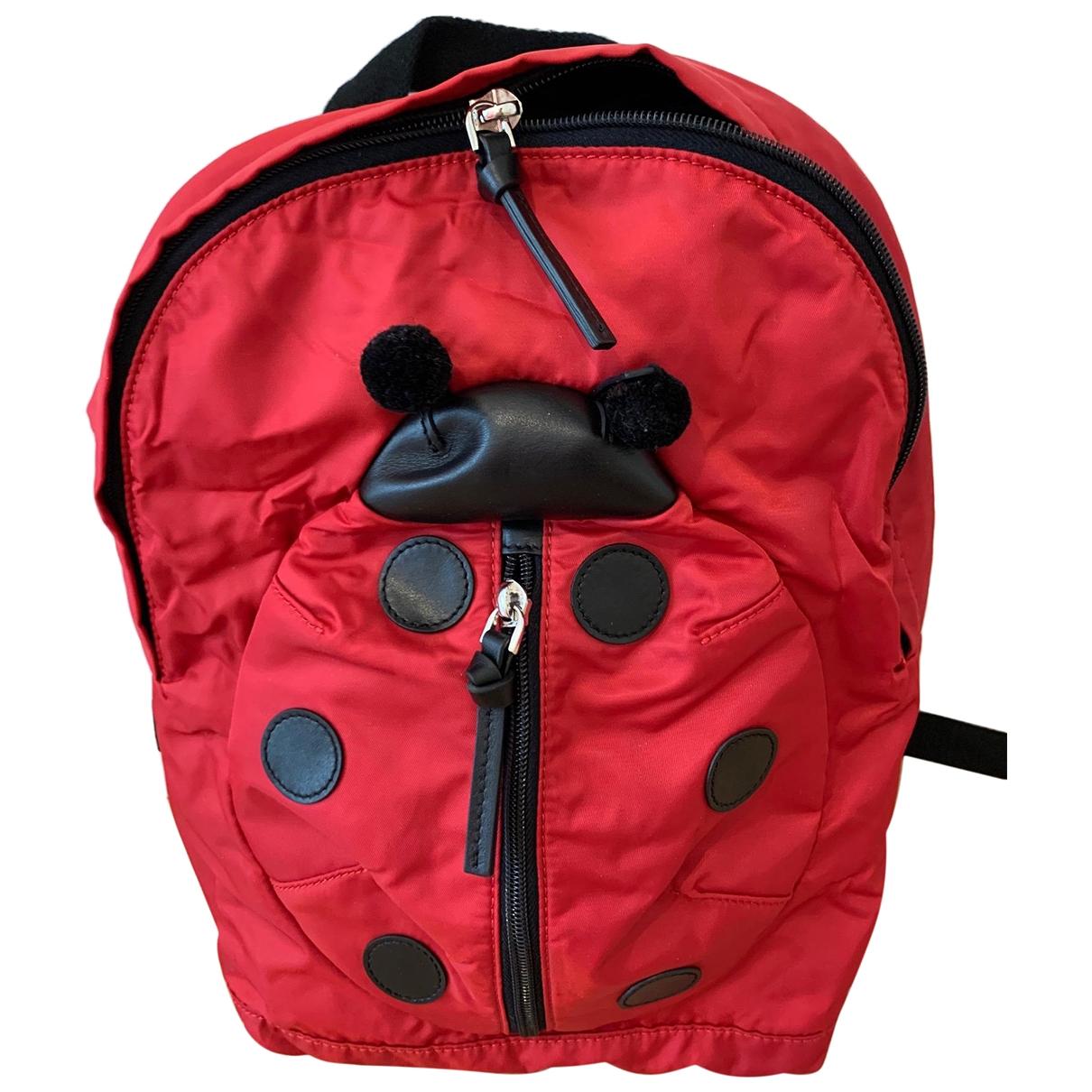 Dolce & Gabbana \N Taschen in  Rot Synthetik