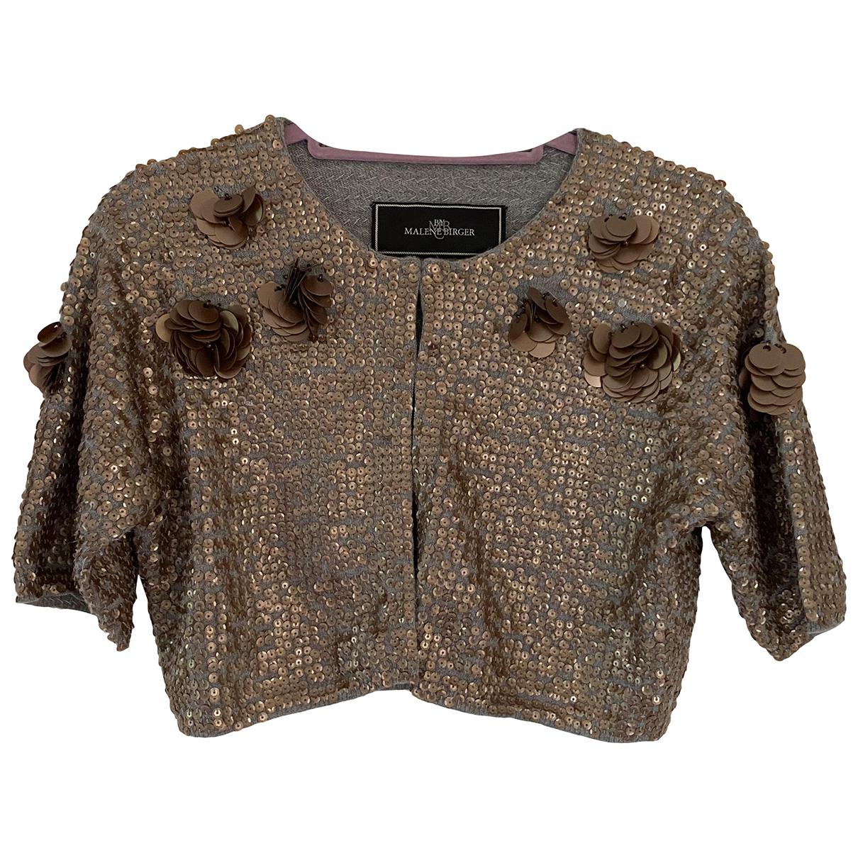 Day Birger & Mikkelsen N Grey Wool Knitwear for Women L International