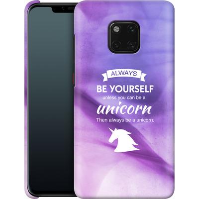 Huawei Mate 20 Pro Smartphone Huelle - Be A Unicorn von Statements