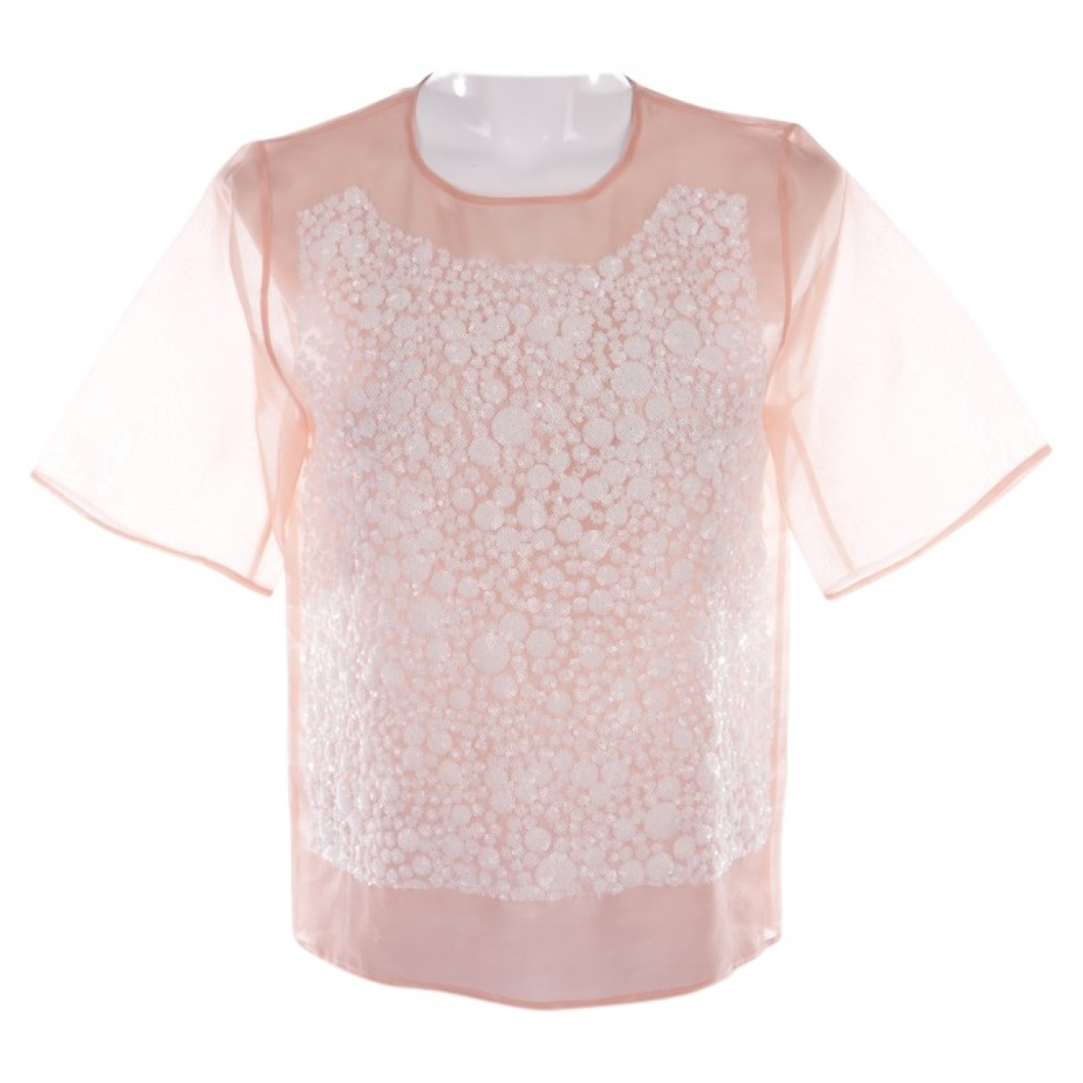 Msgm \N Pink  top for Women M International