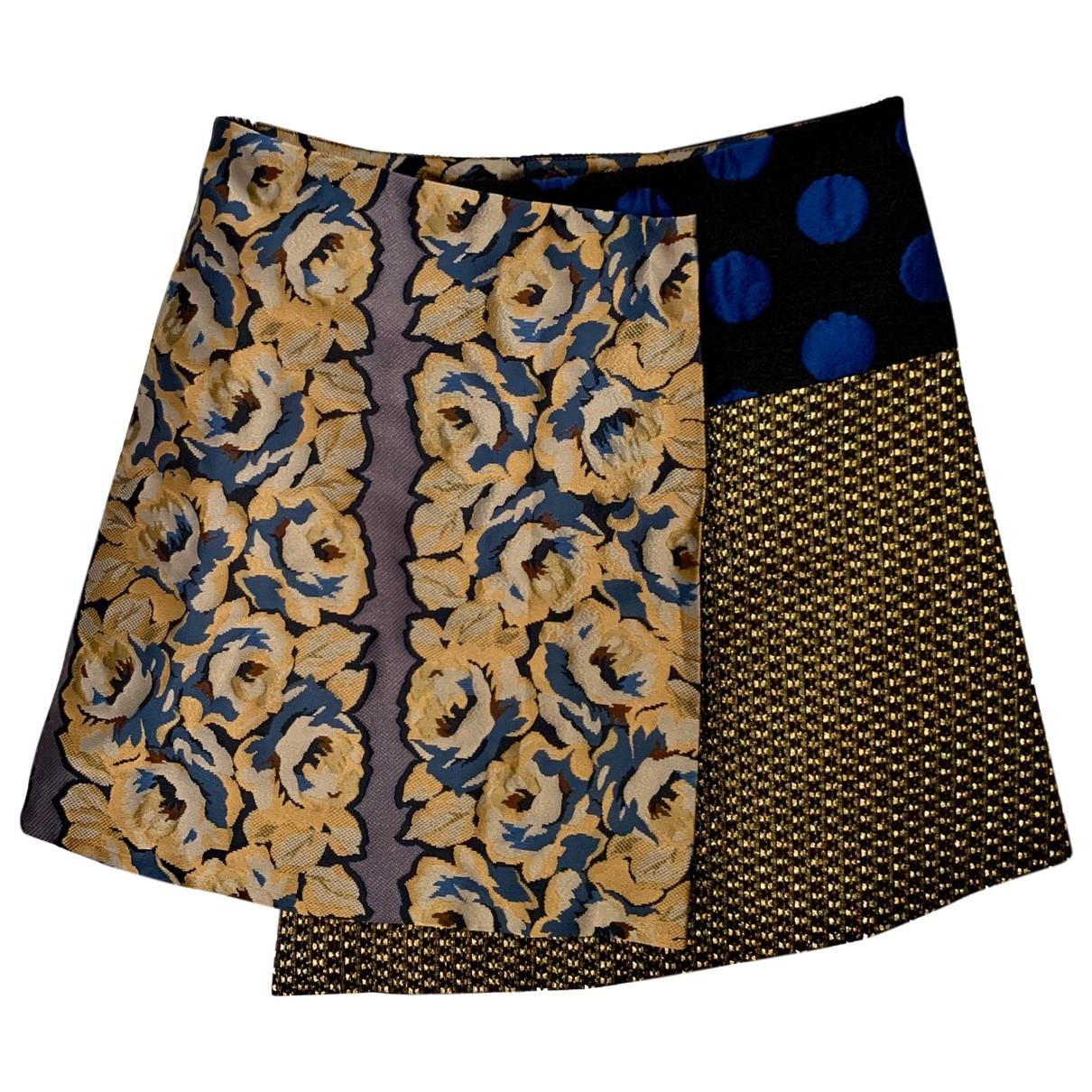 Mini falda Suno