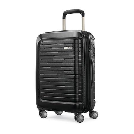 Samsonite Silhouette 16 20 Inch Hardside Luggage, One Size , Black