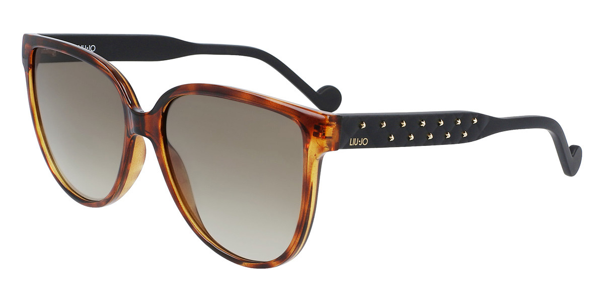 Liu Jo LJ737S 215 Women's Sunglasses Tortoise Size 57